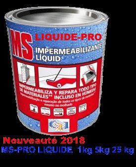 MS PRO Liquide 1kg